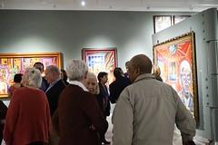 LRG_DSC08377 (Taller Puertorriqueño, Inc.) Tags: tallerpuertorriqueño artexhibition art event paintings
