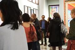 LRG_DSC08369 (Taller Puertorriqueño, Inc.) Tags: tallerpuertorriqueño artexhibition art event paintings