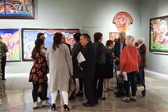 LRG_DSC08349 (Taller Puertorriqueño, Inc.) Tags: tallerpuertorriqueño artexhibition art event paintings