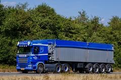 XT97381 (18.07.24, Motorvej 501, Viby J)DSC_6172_Balancer (Lav Ulv) Tags: 256489 prebenjørgensenchristiansfeld erikjørgensen r520 v8 topline 2014 r6 6x2 bulktipper amttrailer driverclaus scania rseries pgrseries scaniarseries truck truckphoto truckspotter traffic trafik verkehr cabover street road strasse vej commercialvehicles erhvervskøretøjer danmark denmark dänemark danishhauliers danskefirmaer danskevognmænd vehicle køretøj aarhus lkw lastbil lastvogn camion vehicule coe danemark danimarca lorry autocarra danoise vrachtwagen trækker hauler zugmaschine tractorunit tractor artic articulated semi sattelzug auflieger trailer sattelschlepper vogntog oplegger sættevogn motorway autobahn motorvej vibyj highway hiway autostrada