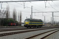 NMBS / SNCB 201.010 (happysongs151) Tags: nmbs sncb trein train schaarbeek schaerbeek locomotief locomotive belgië belgique belgium