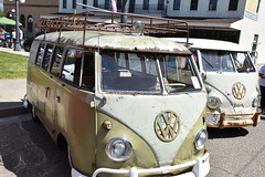 April 14: VW Bus