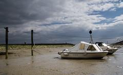 Waarde (Omroep Zeeland) Tags: eb getijdenhaventje waarde westerschelde sky
