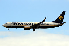 2019-02-02 ACE EI-EMK B738W RYANAIR (GDYNIA) (mr.il76) Tags: ace airports flughafen flugzeuge max8 neos lanzarote luftfahrt boeing airbus atr72
