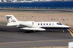 2019-02-02 ACE D-CQAJ LEARJET35 (mr.il76) Tags: ace airports flughafen flugzeuge max8 neos lanzarote luftfahrt boeing airbus atr72