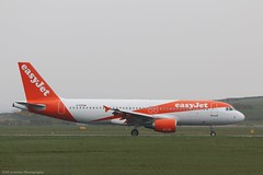 EasyJet Airbus A320 G-EZUW at Isle of Man EGNS 16/04/19 (IOM Aviation Photography) Tags: easyjet airbus a320 gezuw isle man egns 160419