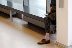 Leg (Jerzy Durczak) Tags: leg foot shoe socks