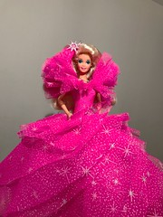 1990 (TheECollective) Tags: barbie doll pink holiday 1990