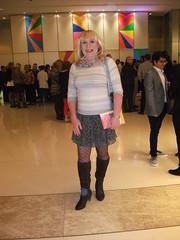 Networking (rachel cole 121) Tags: tv transvestite transgendered tgirl crossdresser cd gender fluid