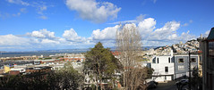 San Francisco Views (JB by the Sea) Tags: sanfrancisco california february2019 urban northbeach russianhill chestnutstreet sanfranciscoartinstitute sfai panorama panoramicview