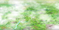 Dio ristabilirà la condizione precedente del creato (eshao5721) Tags: fiume alberi lachiesadidioonnipotente dioonnipotente