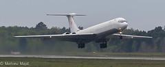 Ilyushin Il-62MGr / Rada Airlines (matdu20eme) Tags: ilyushin ilyushin62 cargo planespotting airlines aircraft airplane plane avion aviation