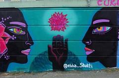 Ebba Shakti (rotabaga) Tags: sverige sweden göteborg gothenburg graffiti gatukonst streetart pentax k5