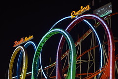 The Five Loops of Munchen Looping (CoasterMadMatt) Tags: hydeparkswinterwonderland2018 hydeparkswinterwonderland hydepark winterwonderland hyde park winter wonderland christmasfair christmas fair fairs fairground englishfairs fairsinengland ride rides attraction attractions munichlooping munchenlooping olympialooping munich munchen olympia looping rollercoasters rollercoaster roller coaster coasters cityofwestminster westminster londonboroughs london2018 london city cities englishcities citiesinengland capitalcityofengland capitalcity capital southeastengland southeast england britain greatbritain unitedkingdom gb uk europe december2018 autumn2018 december autumn 2018 coastermadmattphotography coastermadmatt photos photography photographs nikond3200 illuminated illumination atnight litup lights inthedark nighttimephotography