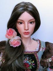 SartoriaJ Yvonne (Penny Des) Tags: sartoriaj yvonne bjd balljointed doll