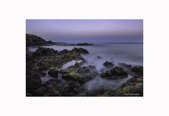 Atmósfera en la costa (samuelmatossantiago) Tags: mar rocas larga exposición atlántico oceano arinaga atmósfera