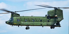Royal Netherlands Air Force Boeing CH-47D Chinook D-106 (Thames Air) Tags: royal netherlands air boeing chinook d106 raf fairford riat18 force ch47d