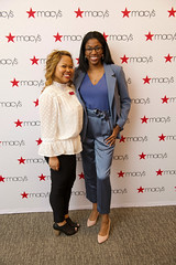 2019_SPEV_NYC Legacy Mentors Trip_AllRichImages 131 (TAPSOrg) Tags: taps tragedyassistanceprogramforsurvivors specialevent legacymentor newyorkcity newyork nyc experience 2019 military allrichimages sponsor macys indoor vertical women posed diversity