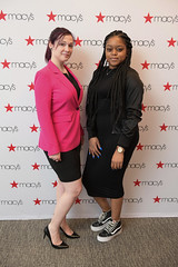 2019_SPEV_NYC Legacy Mentors Trip_AllRichImages 124 (TAPSOrg) Tags: taps tragedyassistanceprogramforsurvivors specialevent legacymentor newyorkcity newyork nyc experience 2019 military allrichimages sponsor macys indoor vertical women posed