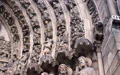 Notre-Dame de Paris (triebensee) Tags: nikon fm nikkor f14 epsonv700 paris kodachrome 1982 notredame