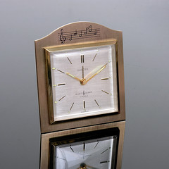 EUROPA MUSICAL Alarm Clock (vicent.zp) Tags: dscn4453 europa musical alarm clock vintage germany