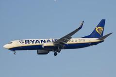 EI-FZE (LIAM J McMANUS - Manchester Airport Photostream) Tags: eifze ryanair fr ryr boeing b737 b738 738 b73h 73h boeing737 boeing737800 egcc manchester man