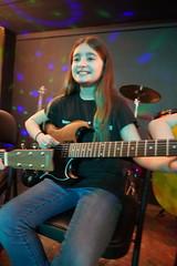DSC01036 (NYC Guitar School) Tags: nycgs nyc new york city guitar school recital 41319 performance music kids teens band rock plasticarmygirl ues 2019 upper east side
