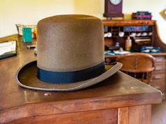 Fancy Hat (Greg Jarman) Tags: greenfieldvillage michigan dearborn tourist attraction omd em5 mk ii micro four thirds m43