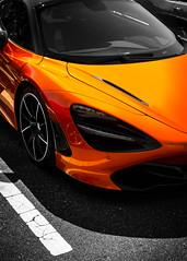 McLaren 720S (crashmattb) Tags: creeperscarclub funrun carclub carphotography car carshow carmeetup automobile automotivephotography marietta georgia june 2018 canon70d lightroomcc summer mclaren mclaren720s
