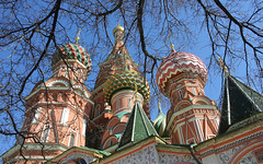 Moscow, Saint Basil's Cathedral - Cathedral of the Protection of Most Holy Theotokos on the Moat, Red Square & Vasilyevsky Descent Square, Tverskoy district. (sacalevic) Tags: rus русь christianity христианство православие orthodoxy москва россия moscow russia russland russie rusia rf moskau moscu рф cathedral saintbasils pokrovsky sobor ロシア モスクワ архитектура architektur architecture arquitetura moskwa rosja موسكو մոսկվա moszkva oroszország moskou rusland μόσχα ρωσία მოსკოვი moskva 俄罗斯 莫斯科 모스크바 러시아 moscova русија rusko rusija rusya rossiya venäjä मास्को रूस ryssland moskvo rusio venemaa travel рilgrimage паломничество путешествие tourism покровский собор василийблаженный краснаяплощадь покровскийсобор vasilyтheblessed blessedvasily russianfederation святаярусь holyrussia русскоеправославие russiandomes russiancathedral русскийсобор