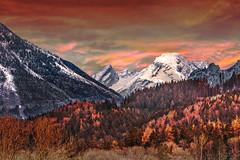 Mountain View (immerheiser) Tags: watzmann berchtesgadenerland bayern berg mountain mountainview berggipfel bergspitze landschaft bergpanorama natur gebirge alepenregion alpen immerheiser