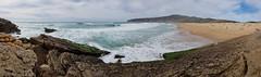 Wide (Daniel Kulinski) Tags: lisboa cascais portugal wide beach ocean surf guincho praia sea water wind galaxy s8 samsung trip vacation wave waves storm