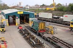 08585 Southampton (cmc_1987) Tags: 08585 freightliner geneseewyoming gronk 060 br britishrail dieselshunter 350hp southamptonmaritimetmd