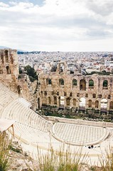 Ampitheatre (anna_bnan) Tags: athens greece europe explore ancienthistory history architecture
