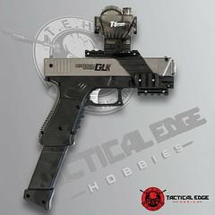 Glock 18 Toy Blaster Hopper Fed | Shop Now (peterclark1102) Tags: toys toyguns toyblasters glock18toyblaster hopperfed