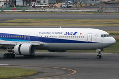 JA8670 B767-300 ANA (JaffaPix +5 million views-thanks...) Tags: ja8670 b767300 ana jaffapix davejefferys tokyoairport japan aircraft airplane aeroplane aviation flying flight runway airline airliner hnd haneda tokyohaneda hanedaairport rjtt planespotting 767 b767 b763 boeing