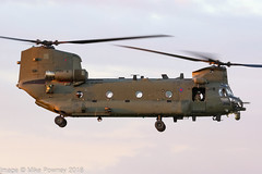 ZK559 - 2015 build Boeing-Vertol Chinook HC.6, part of a two ship inbound to Barton (egcc) Tags: barton boeingvertol chinook cityairport egcb hc6 helicopter lightroom m7710 manchester military n710uk raf royalairforce zk559