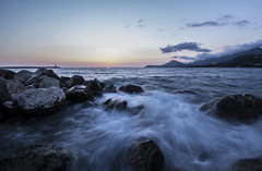 10mm (slavko.kojovic7) Tags: nikon landscape 1020mm bar nikonphotography crnagora horizont blue longexposure sea