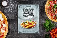 03 (nijum_graphics) Tags: flyer food restaurant design creative clean colorfull