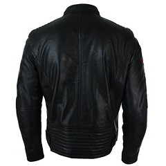 New Bike Racing Distressed Black Real Leather Jacket for Boys 3 (kellie.mayorga) Tags: bikers bikerboys leatherjacket streetfashion usfashion menfashion boysfashion gothiccoat menjacket menclothing boysclothing menswear lovers fans shopping stylish costume superhotfashion parties casual love elegant awesome