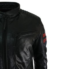 New Bike Racing Distressed Black Real Leather Jacket for Boys 2 (kellie.mayorga) Tags: bikers bikerboys leatherjacket streetfashion usfashion menfashion boysfashion gothiccoat menjacket menclothing boysclothing menswear lovers fans shopping stylish costume superhotfashion parties casual love elegant awesome