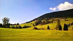 WP_20160927_027 (francesca407) Tags: mountains montagna paesaggio lanscape sun sunny sole green verde valle valley