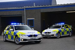 New Traffic Cars (S11 AUN) Tags: durham constabulary bmw 330d 3series xdrive touring anpr police traffic car rpu roads policing unit 999 emergency vehicle sv18czf cn18svz