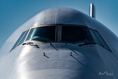 Atlas Air Boeing 747-446 (N464MC) (Michał Banach) Tags: atlasair boeing boeing747446 eppo jumbojet n464mc nikond850 portlotniczypoznańławica poznań sigma60600mmf4563dgoshsms018 aircraft airplane airport aviation bluesky clearsky jet lotnictwo ławica