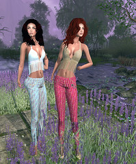 LuceMia - Swank Event (2018 SAFAS AWARD WINNER - Favorite Blogger - MISS ) Tags: swankevent swankco casual exclusive hair firelight frrespirittealvibes specialedition freespiritchicdaisy gabrielleduelshine trischgen2 event sl secondlife mesh fashion creations blog beauty hud colors models lucemia