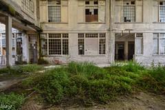 Il lavoro stanca (Annalisa Grassi) Tags: urbex abbandono abandoned exfabbrica urbanexploration factory decadenza decay degrado arteminore architettura ilmondodilisa nikonitaly