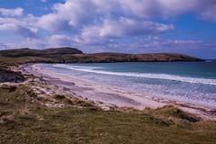 Vatersay, Isle of Barra (Briantc) Tags: scotland isleofbarra barra vatersay waves atlantic oceon atlanticoceon