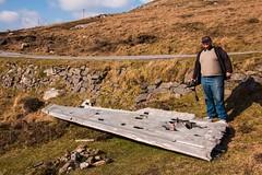 Vatersay, Isle of Barra (Briantc) Tags: scotland isleofbarra barra aeroplane catalina vatersay