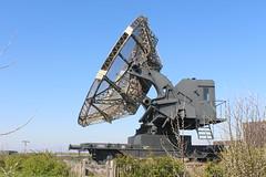 Raversyde Atlantik Wall 11-4-2019 (Jagd1sitzer) Tags: radarsysteem radiotelescoop raversyde bunkermuseum atlantikwall wurzburgriese afluisteren wetenschap sterrekunde spoorwagon
