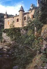 Les Cévennes : Altier (jacqueline.poggi) Tags: châteauduchamp cévennes france lozère occitanie parcnationaldescévennes architecture château châteaufort fortifiedcastle